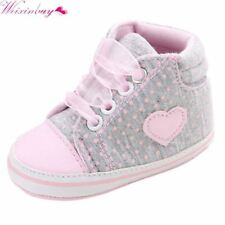 Newborn Sneakers Shoes Polka Dots Baby Girls Autumn First Walkers Baby Shoes