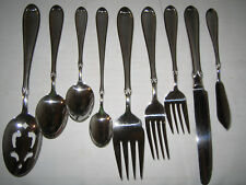 WALLACE SUMMERSET FROST STAINLESS FLATWARE Choose what you need