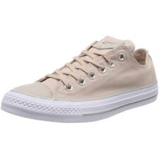 Converse Chuck Taylor All Star Tipped Metallic Toecap Ox Particle Beige Textile
