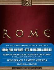 NEW Rome: The Complete Series (Blu-ray Disc, 2009, 10-Disc Set) SEALED