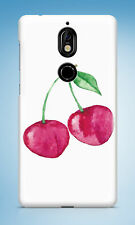 WATERCOLOR CHERRY FRUIT 1 HARD CASE COVER FOR NOKIA LUMIA 530 730