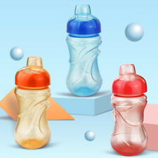 200/280ML Baby Sippy Cup Non Spill Leak Proof Toddler Weaning Drinking Bottle