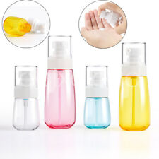 Refillable 30ml 60ml 100ml Travel Empty Lotion Creme Cosmetic Bottles Containers