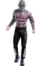 LICENSED DELUXE DRAX DESTROYER GUARDIANS OF THE GALAXY ADULT HALLOWEEN COSTUME