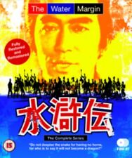 The Water Margin Series 1 to 2 Complete Collection Blu-Ray NEW BLU-RAY (FHEB3347