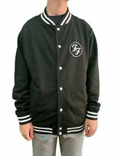 Foo Fighters Varsity Jacket Crest Unisex Official Brand New Various Sizes