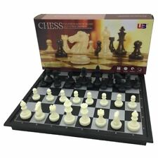 Magnetic Chess Set Portable King 50mm Pawn 24mm Board Games Toy Travel Game