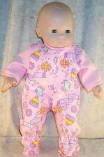 Doll Clothes Baby Made 2 Fit American Girl 15