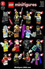 LEGO 8833 Minifigure Series 8 YOU PICK the Character Fast Shipping!