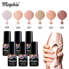 Maphie 4Pcs/set 78 Colors Gel Nail Polish UV LED Soak Off Varnish Nail Art Diy