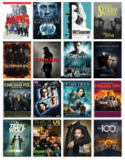2018 New ~ The Complete TV Series Box Set ~  Varied Selection Free Shipping