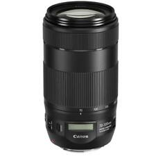 NEW CANON EF 70-300MM F/4-5.6 IS II USM AUTOFOCUS TELEPHOTO ZOOM LENS - USA