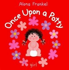 Once Upon a Potty--Girl Frankel, Alona Hardcover