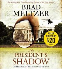 The Culper Ring: The President's Shadow by Brad Meltzer (2015, 9 CD, Unabridged)