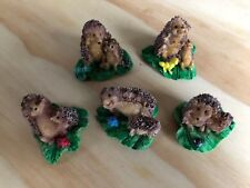 Wholesale Joblot 20 Garden Decor Mini Hedgehog Bonsai Figure Cake Topper Fairy