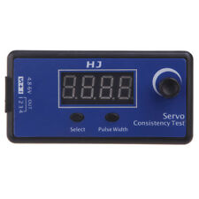 HJ Digital Servo Tester/ESC Consistency Tester For RC Helicopter Aircraft C W6N2