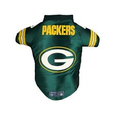 Green Bay Packers NFL Little Earth Production Dog Pet Premium Jersey Big Dog