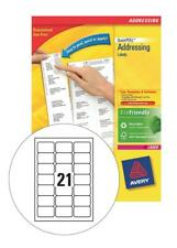 Avery L7160-40  QuickPEEL Addressing Laser Labels (Pack of 840 Labels)