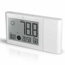 Oregon Scientific Alize Advanced Weather Station, Temp, Forecast, Ice Alert
