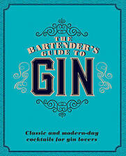 The Bartenders Guide To Gin by Love Food (Hardback), Non Fiction Books, New