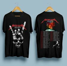 new Metallica WorldWired Tour Dates  2018 - '19 Gildan T Shirt