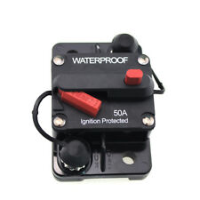 40A SUV Vehicle Service Winch Overcurrent Protector Car Manual Circuit Breaker