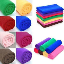 Microfibre Cotton Beach Bath Towel Sports Travel Camping Gym Lightweight 70X140