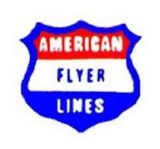 SILVER BULLET NOSE SHEILD SELF ADHESIVE STICKER for American Flyer S Gauge Train