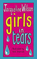 Girls In Tears By Jacqueline Wilson stocking fillers