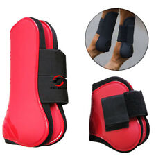 Horse Leg Boots Front Hind Tendon Fetlock Jumping Protect Boots Equine Sports