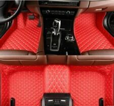 Car floor mats all Audi Q3 Q5 Q7 A1 A3 A5 A7 A4 A6 A8L S5/7/8 TT RS4/5/6 + LOGO
