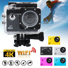 8D61 Ultra 4K Action Camera Precise Wide-Angle Lens WIFI Camcorder NEW Diving