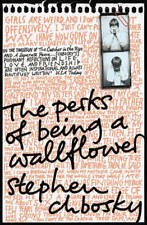 The Perks of Being a Wallflower, Chbosky, Stephen, New Book
