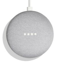 Google Home Mini Smart Speaker Chalk Brand New Sealed