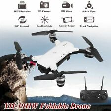 Drone Quadcopter RC Helicopter Remote Control WiFi FPV 2.4GHz Camera Kids Toys