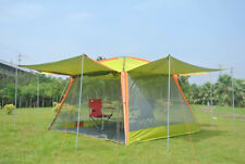 5-8 Person Large Tent Party Family Bedroom Camping Travel Canopy Awnig Tent