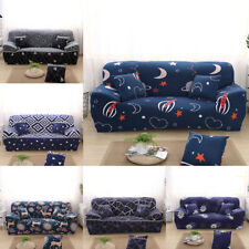 Sofa Slipcover Elastic Seats Couch Furniture Slip Covers 1-3 Seater