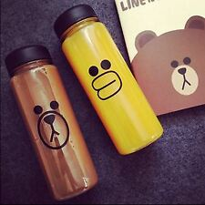 New Colorful My Bottle Fruit Juice Sports Portable Travel Water Bottle Cup 550ml