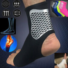 Ankle Brace Support Guard Sport Basketball Pain Tendon Strap Foot Protector #@