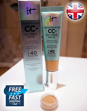 IT Cosmetics, Your Skin But Better CC+ Oil-Free SPF 40 - 2ml / 4ml Sample Size
