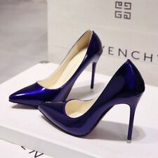 Women's Thin High Heels Pointed Shallow Mouth Casual Style Pumps Sandals
