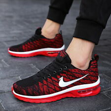 Men's Sports Shoes Athletic Sneakers Running Shoes Mesh Breathable Air Cushion