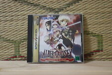 Albert Odyssey Gaiden Sega Saturn SS Japan Very Good Condition!