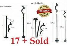 Posture Cane - Walking Cane with Adjustable Heights, As Seen on TV, New