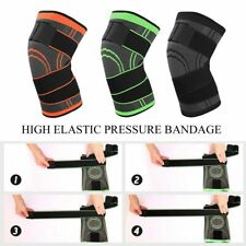 Adjustable Knee Support Brace Strap Compression Sleeve Sports Pad Gym Joint Pain
