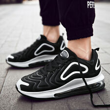 Men's Air Sole Athletic Sneakers Air Cushion Sports Running Shoes Breathable