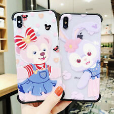 Cute Bear Silicone Phone Case Cover For iPhone X XS Max XR 6 7 8 Plus NEW