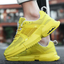 Mens Casual Sneakers Sports Fashion Walking Shoes Breathable Outdoor All-match