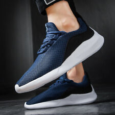 Men's Athletic Sneakers Casual Outdoor Sports Running Shoes Mesh Breathable New