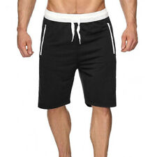 Men's Shorts Gym Sports Casual Clothing For Running Lightweight Solid Color 1Pcs